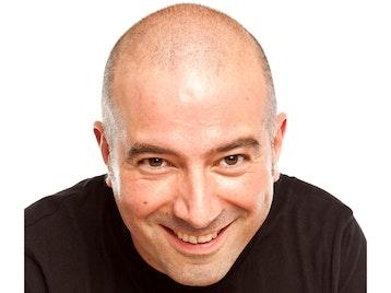 Stefano Paolini artist photo
