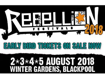 Rebellion Festival 2018 picture