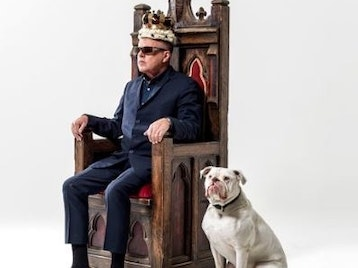 What A King Cnut: A Life In The Realm of Madness...: Suggs picture