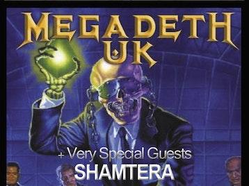 Megadeth UK, ShamterA picture