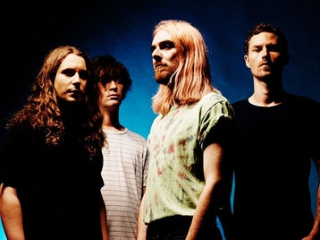 Pulled Apart By Horses + Pure Love + DZ Deathrays picture
