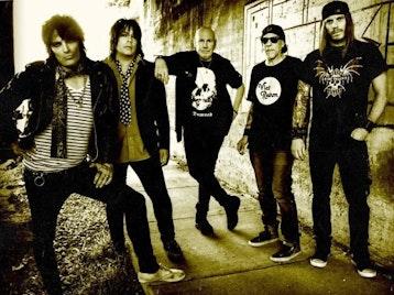 Dead Boys artist photo