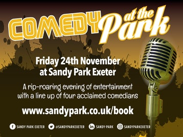 Comedy at the Park: Brendon Burns, Robert White, Paul T Eyres, John Newton picture