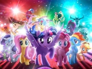 Film promo picture: My Little Pony: The Movie