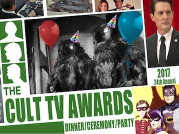 Cult TV Awards 2017 Ceremony picture