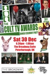 Flyer thumbnail for Cult TV Awards 2017 Ceremony
