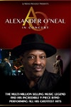 Flyer thumbnail for 30 Years Of Hearsay: Alexander O'Neal