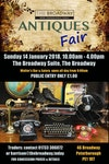Flyer thumbnail for The Broadway Antiques Fair