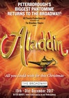 Flyer thumbnail for Aladdin