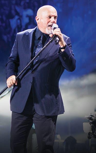Billy Joel Tour Dates