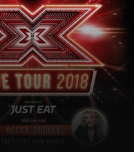 X Factor Live artist photo