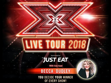 Live Tour 2018: X Factor Live picture