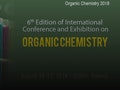 Organic Chemistry Conferences | Chemistry Conferences event picture