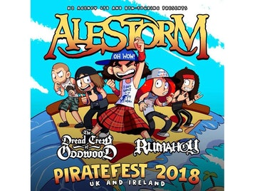 Piratefest 2018: Alestorm, Rumahoy, The Dead Crew Of Oddwood picture