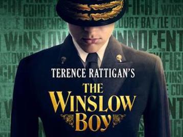 The Winslow Boy: Tessa Peake-Jones, Aden Gillett picture