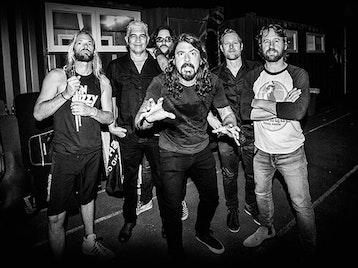 Foo Fighters artist photo