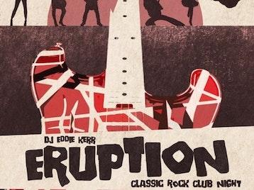 Eruption - Classic Rock Club Night picture