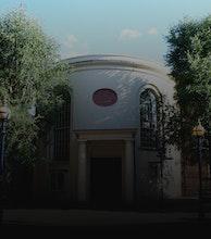 Huntingdon Hall artist photo