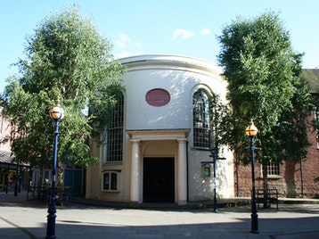 Huntingdon Hall picture