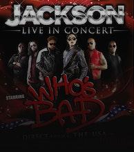 Jackson - Who's Bad artist photo