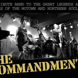 The Commandments Stourbridge Tickets, The River Rooms, 23 November