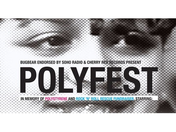 Polyfest 2017: The Doctor (Doctor And The Medics), Freak Party, Intastella, Jah Wobble, Errol Kennedy's Imagination, Saffron, Gary Clail, Dave Barbarossa, Anita Harris, Ricky Valance, Then Jerico, Dust Junkys Collective, Melanie Williams, Knox, John Robb, Nickie Tunes, Jennie Bellestar, Jay Stapley, Beautiful People, Youth, The Gonads, Freak Party, Elly Skye, The Homosexuals, Bobbie Peru, Mankind, The Shakespearos, Nick Aslam, Dominique Oliver, Simon Wolstencroft, Dead Audio Saints, David Live picture