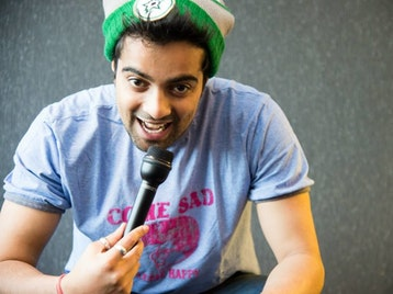 Rahul Kohli artist photo
