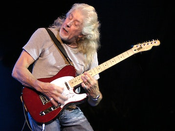 John Mayall, Buddy Whittington Band picture