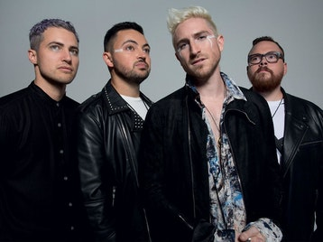 Walk The Moon + Shields picture