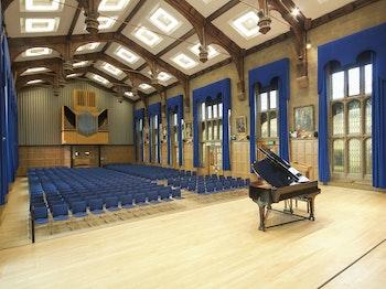 Firth Hall venue photo