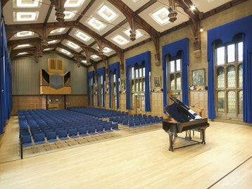 Firth Hall venue photo