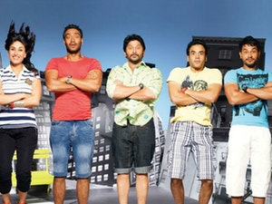 Film promo picture: Golmaal Again!