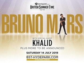 Bruno Mars, Khalid picture