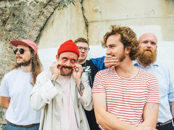 Brutalism Tour: Idles picture