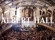 Albert Hall artist photo