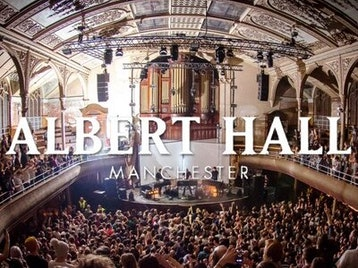 Albert Hall venue photo