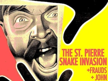 The St Pierre Snake Invasion, Frauds, JOHN picture