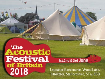 Acoustic Festival of Britain 2018: Think Floyd, Funke And The Two Tone Baby, Led Zep 2, Tomas Bainbridge, Eric Faulkner, Juzzie Smith, The Nylon Hearts, Sicknote Steve, Sons Of Clogger, Merry Hell, Tom Dibb, Ed Johnson, Andrew Baseley, Stevie One Man One Mandolin, Fine Lines, Lucy Ward, Sian Evans (Kosheen), Billy Watman, Josh  Rider, Hannah's Yard, League Of Ukulele  Gentlemen, John Illsley, The Brandy Thieves, Steve Harley, Rodney Branigan, Commoners Choir, Roy Mette, Boy On A Dolphin, The Jar Family, Chris Difford, Jenny Bellestar, Dave Sharp Band, Monochrome Days, Madi Simpson Trio, Billy Watman, Joel Gardner, Shootin' The Crow, Led Zep 2, Abergail Scott, Nick Aslam, Phil Dolman, The Mersey Belles , Ferocious Dog, The Outcast Band, Brooks Williams, Fake Thackery, The Whiskey Rebellion, Babajack, Harry & The Howlers, The Urban Folk Quartet, Greg Murray & The Seven Wonders, Led Zep 2, Elvis Fontenot & The Sugar Bees, Cold Heart Revue, Trevor 'Babajack' Seager, Acoustica, Stevie One Man One Mandolin picture