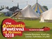 Acoustic Festival of Britain 2018 event picture