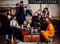 Steam Chicken artist photo