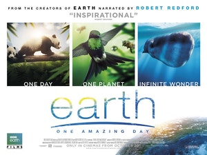 Film promo picture: Earth: One Amazing Day