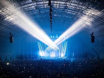 Creamfields - Steel Yard : Armin Van Buuren, Alpha 9, Aly & Fila, David Gravell, Estiva, Orjan Nilsen, Purple Haze, Ruben De Ronde picture