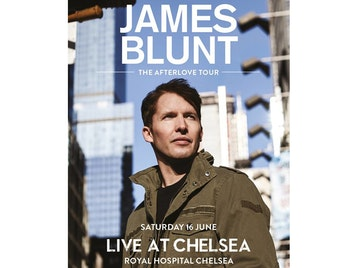 Live At Chelsea 2018: James Blunt, Ferris And Sylvester picture