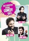 Flyer thumbnail for East Grinstead Spring Comedy Gala: Nish Kumar, Zoe Lyons, Adam Riches