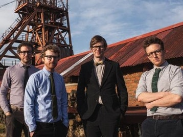 Public Service Broadcasting + The Darlingtons picture