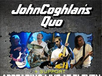 John Coghlans Quo picture