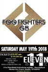 Flyer thumbnail for Foo Fighters Tribute: Foo Fighters GB