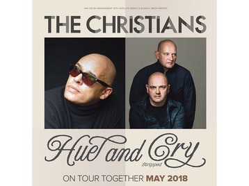 On Tour Together: The Christians, Hue & Cry picture
