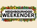 Neighbourhood Weekender event picture