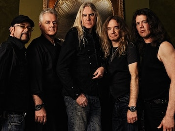 Warriors Of The Road - 35th Anniversary World Tour: Saxon + Hell + Stormzone picture